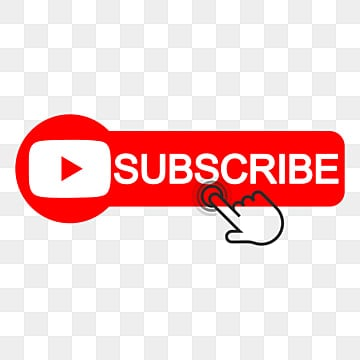 Subscribe PNG Transparent Images Free Youtube Subscribe