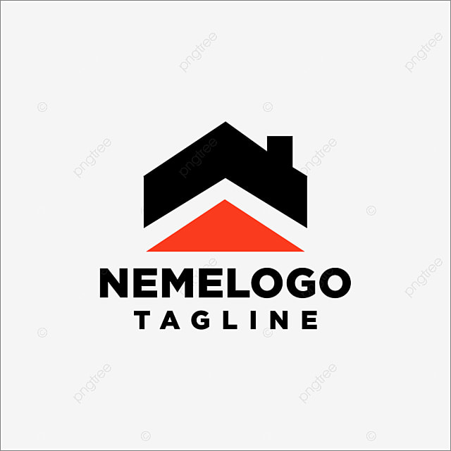 Table Logo Furniture Company Vector Simple And Minimalist