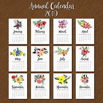 watercolor feather calendar Template for Free Download on Pngtree