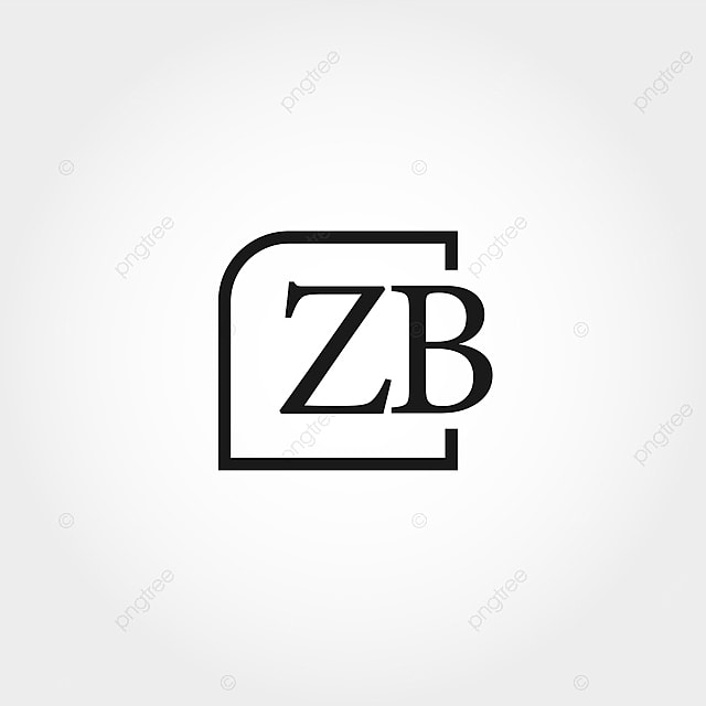 Initial Letter Zb Logo Template Design Template for Free