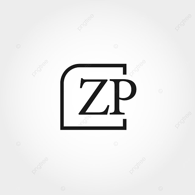 Initial Letter Zp Logo Template Design Template for Free