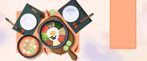 Korean Food Background Photos Vectors and PSD Files for Free Download Pngtree