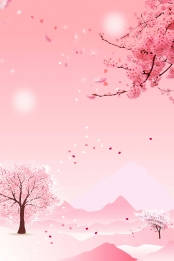 Cherry Blossom Background Photos Vectors And Psd Files For Free Download Pngtree