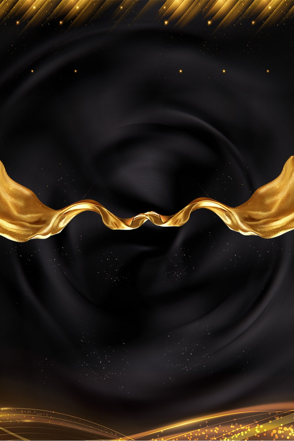 https pngtree com freebackground black gold atmosphere grand opening background material 1038082 html