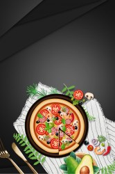 pizza creative poster italian psd resolution format pngtree