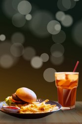 background restaurant food fast burger material package textured advertising texture psd resolution format brown