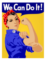 We Can Do It : Vector, Download