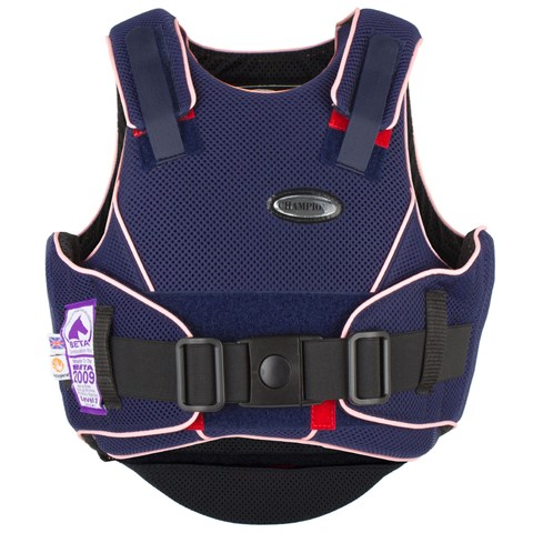 Champion Navy FlexAir body protector