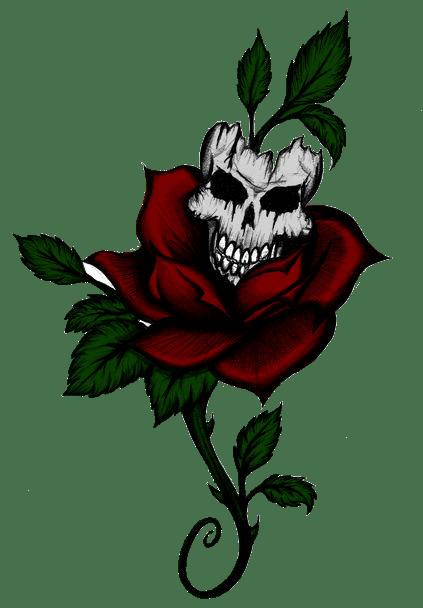 Rose Tattoo Png : tattoo, Tattoo, Picture