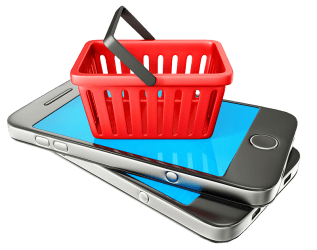 Online Shopping PNG Transparent Images PNG All