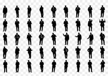 People Silhouettes Png Cut Out People Silhouette Transparent Png 1200x800 #1241730 PngFind