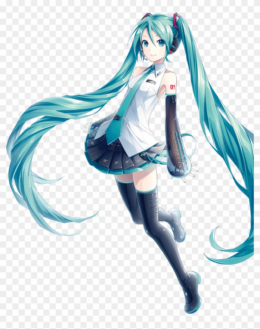 Miku Png : Here's, Reference, Picture, Imágenes, Hatsune, Miku,, Download, 1100x1340(#1495704), PngFind