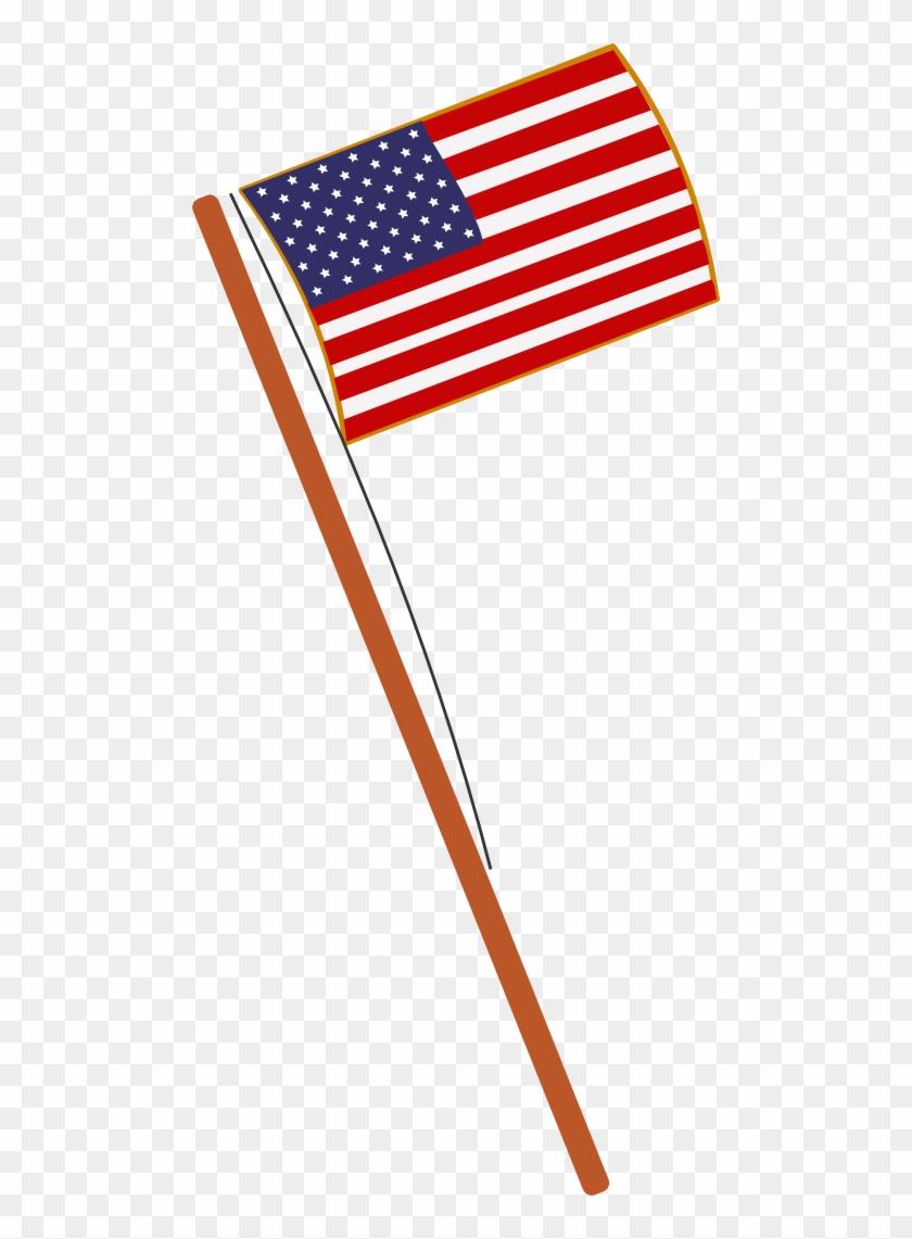 American Flag Waving Png : american, waving, Waving, American, Vector, Drawing, Small,, Download, 486x1061(#159870), PngFind