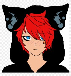 Aphmau And Aaron Anime Png Download Wolf Boy Anime Gif Transparent Png 977x1001 #1565538 PngFind