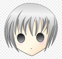 Chibi Anime Boy Head HD Png Download 800x800 #1793638 PngFind
