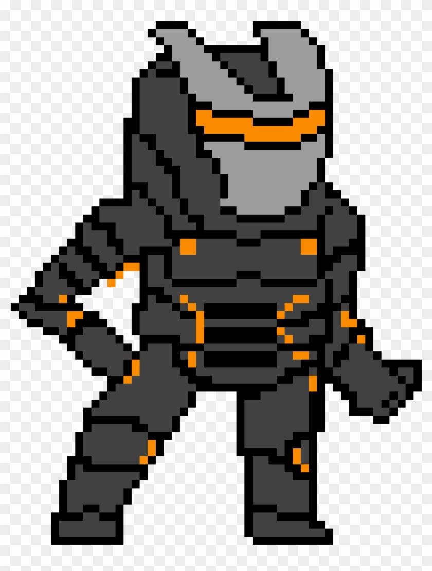 Pixel Art Skin Fortnite : pixel, fortnite, Fortnite-, Omega, Pixel, Fortnite, Omega,, Download, 1190x1190(#288749), PngFind