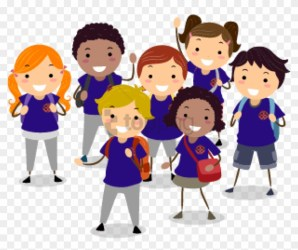 Free Png School Students Png Png Image With Transparent Preposition Between And Among Png Download 850x672 #2823362 PngFind
