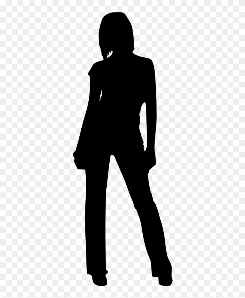 Silhouette Transparent Background : silhouette, transparent, background, Woman, Standing, Silhouette, Transparent, Background,, Download, 373x1024(#2929053), PngFind