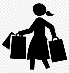 Person Icons Shopping Person Shopping Icon HD Png Download 1200x1200 #3261754 PngFind