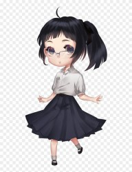 Thai Student Uniform Cartoon Png Cartoon Transparent Png 752x1062 #3839076 PngFind