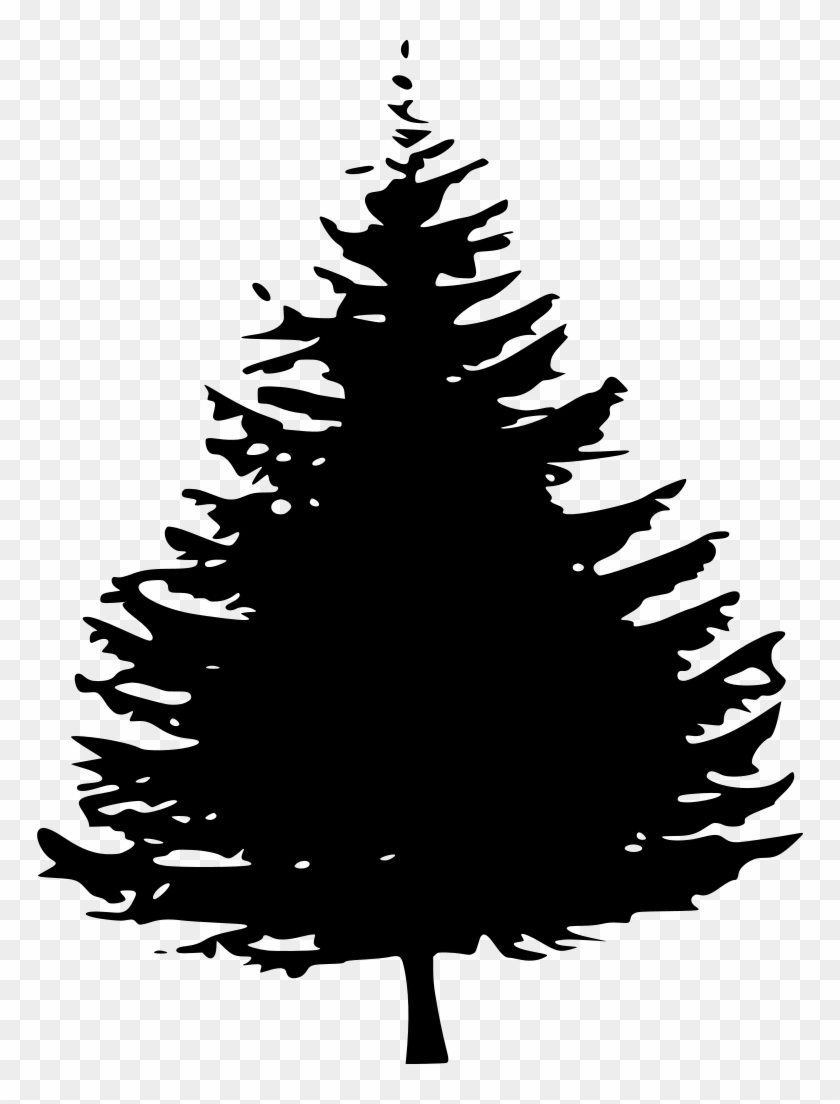 Pine Tree Clip Art Free : Silhouette, Download, Clipart, Free,, Transparent, 766x1024(#48761), PngFind