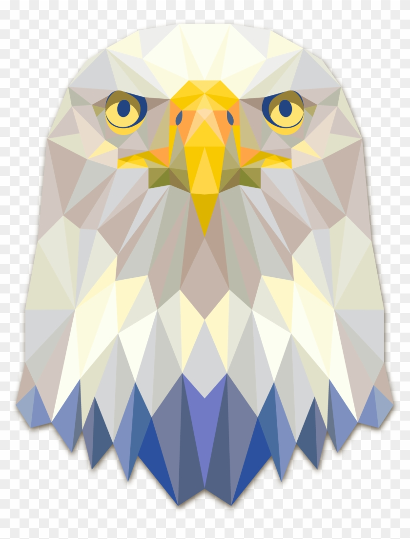 Bald Eagle Head Png : eagle, Eagle, Transparent, Images, Geometric, Head,, Download, 1119x1413(#434708), PngFind