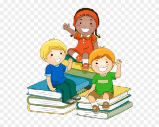Cartoon Png For School Kids Learning Clipart Transparent Png 600x600 #483332 PngFind