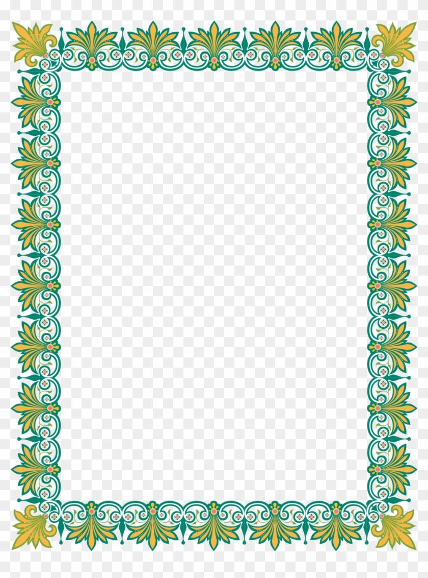 Background Hijau Islami : background, hijau, islami, Background, Islami, Hijau