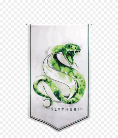 potter harry banner slytherin watercolour satin hd template scroll pngfind