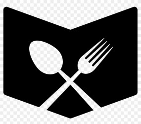 Restaurant Icon Png Menu Icono Png Transparent Png 981x812 #881642 PngFind