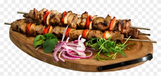 Skewer Kebab Barbecue Food Restaurant Plate Board Barbecue Png Transparent Png 960x555 #914987 PngFind