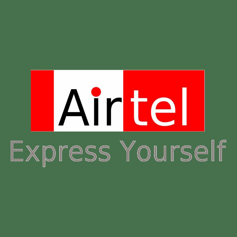 Airtel Transparent Logo Clipart