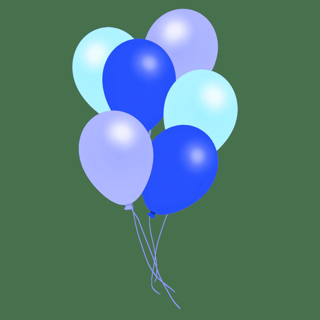 Balloon Transparent Gallery