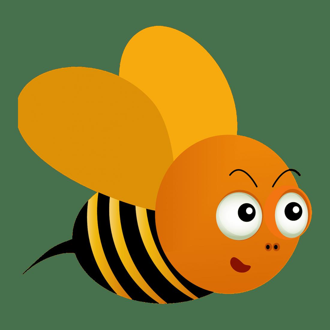 Bee Transparent Photo