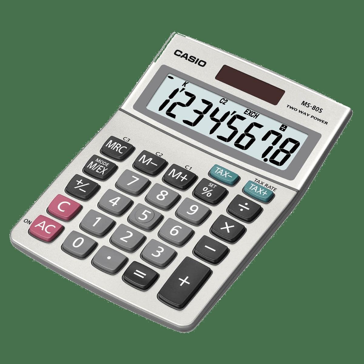 Calculator Transparent Gallery