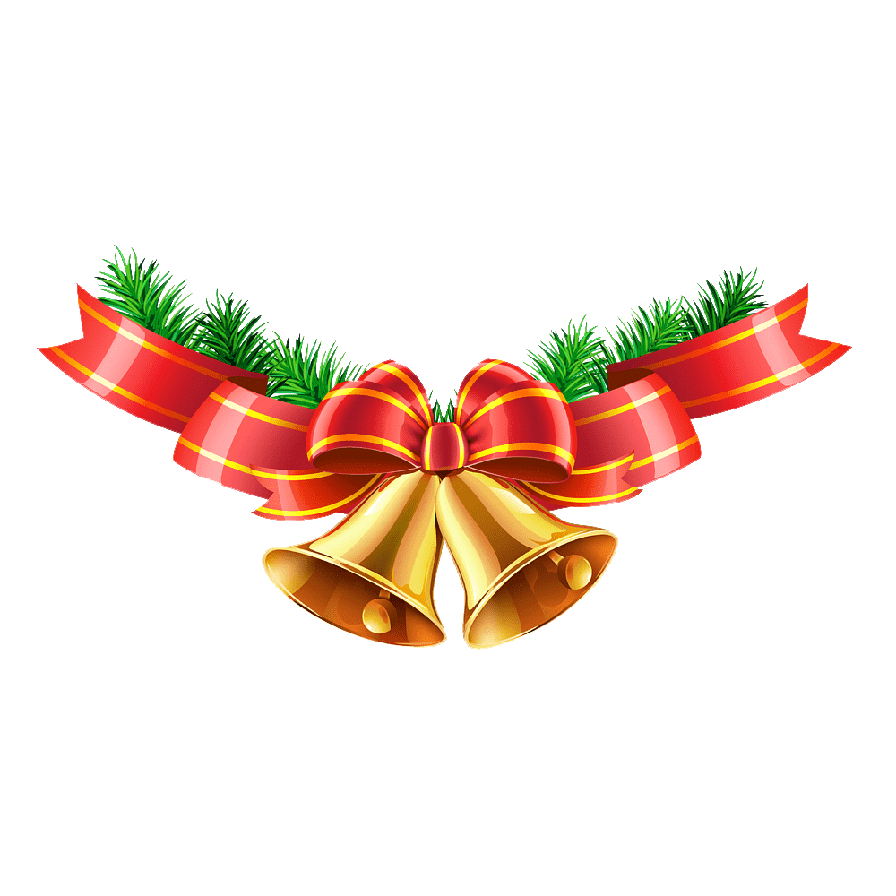 Christmas Bell Transparent Gallery