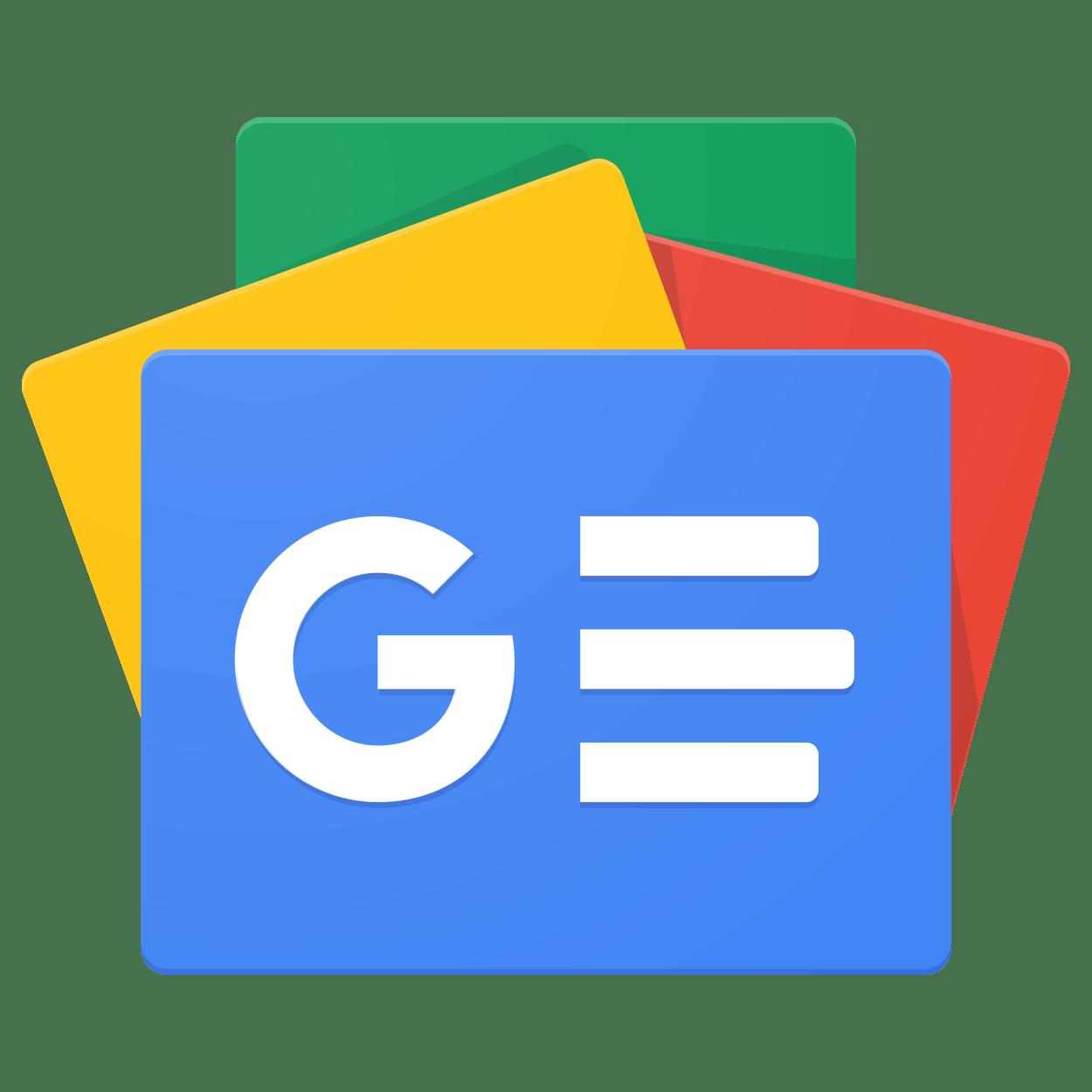 Google News Transparent Logo Image