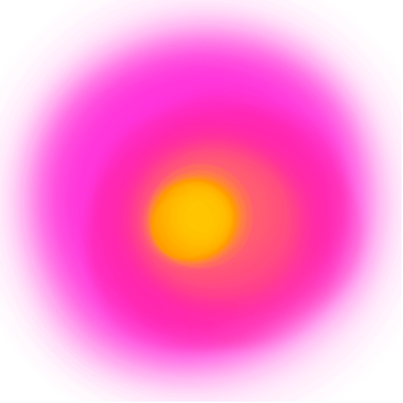 Gradient Blur Neon Transparent Picture