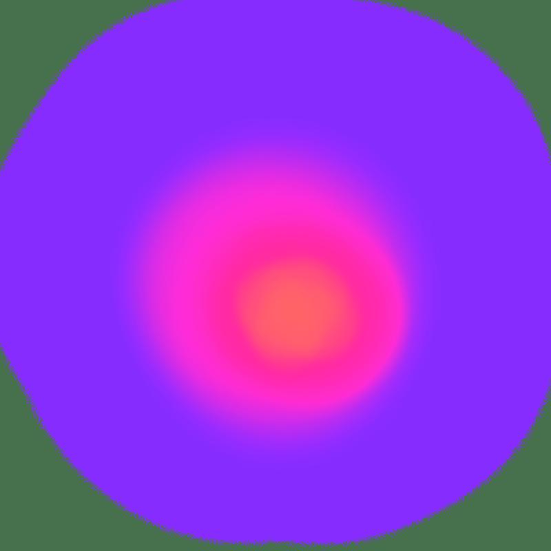 Gradient Blur Neon Transparent Gallery
