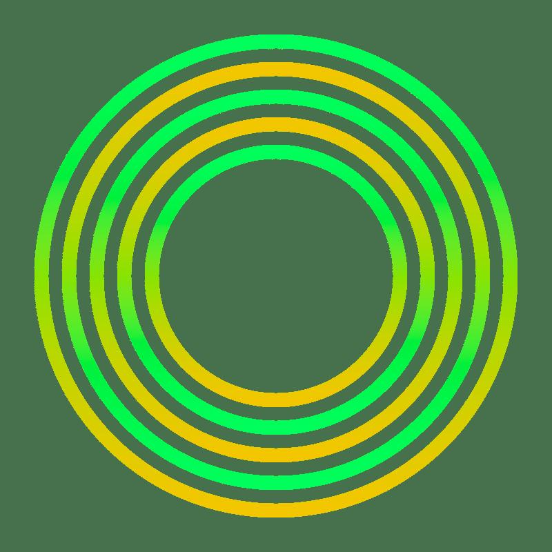 Gradient Circle Transparent Clipart