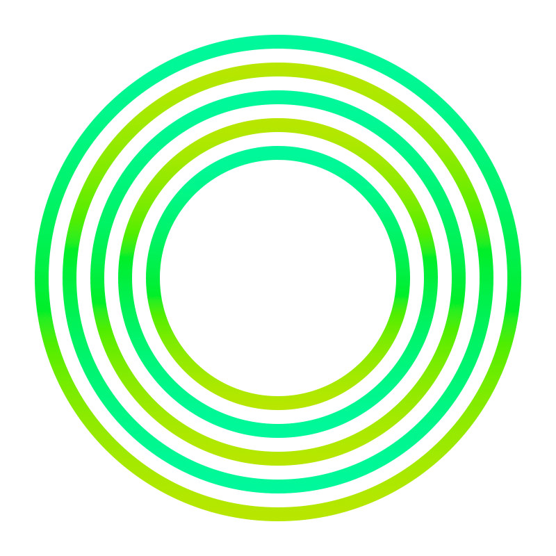 Gradient Circle Transparent Images