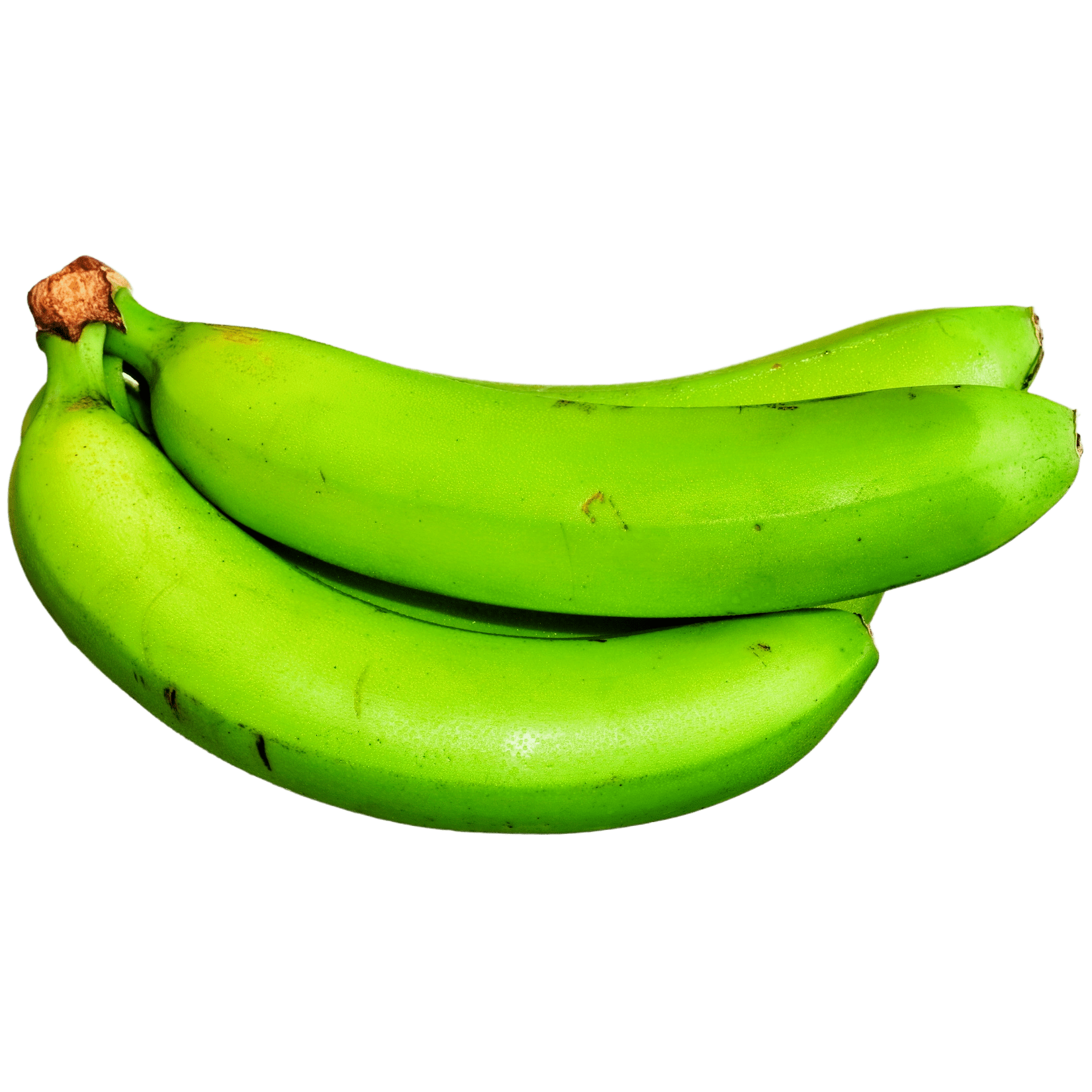 Green Banana Transparent Picture
