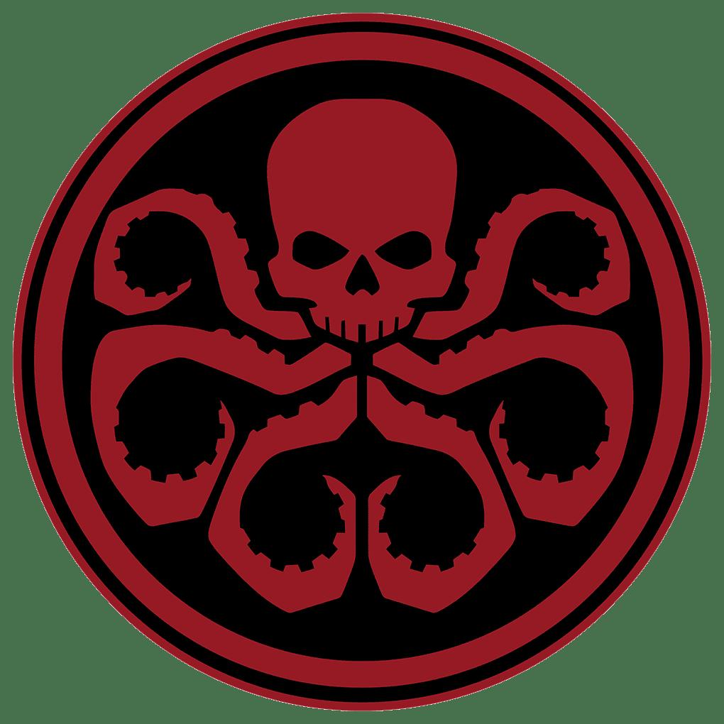 Hail Hydra Transparent Clipart