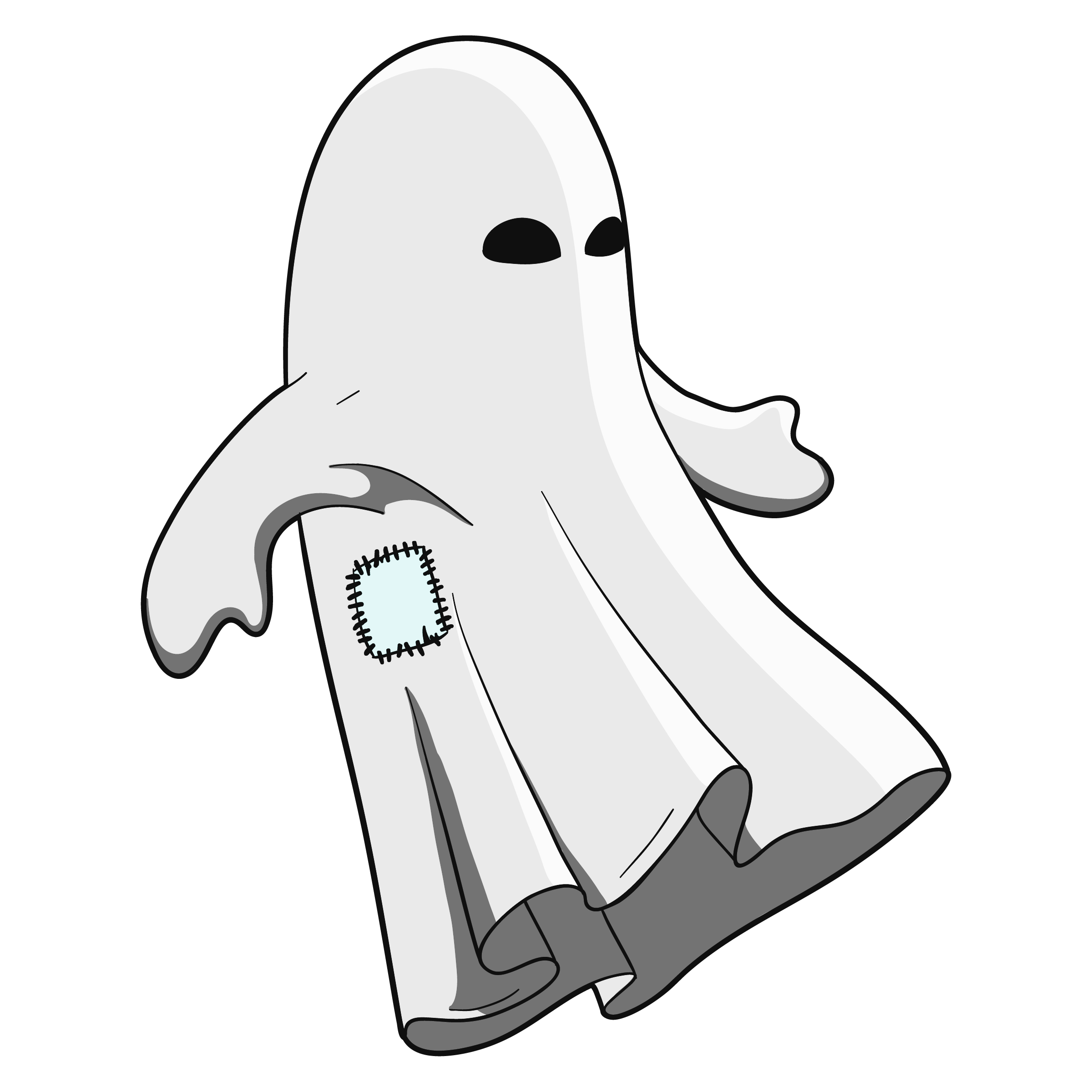 Halloween Scary Ghost Transparent Gallery