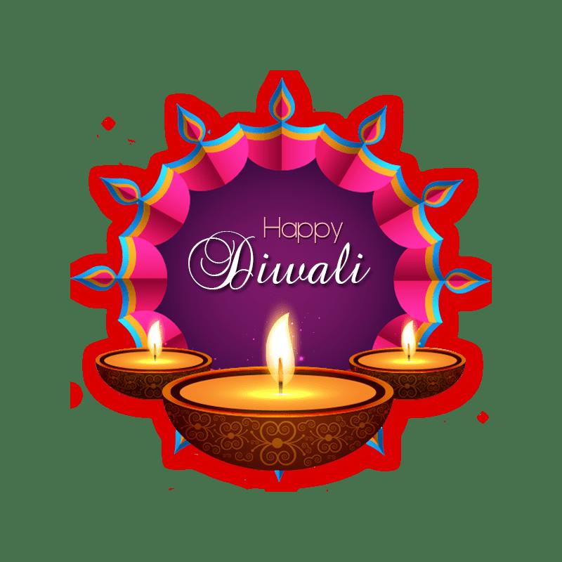 Happy Diwali Transparent Image
