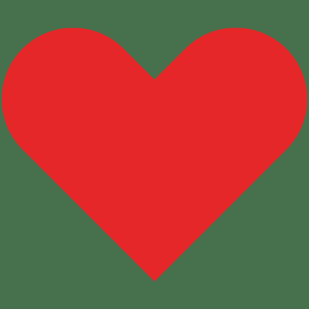 Heart Transparent Image