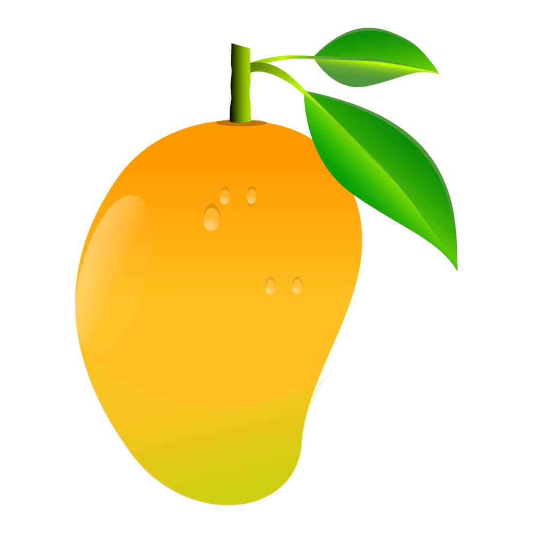 Mango Transparent Image