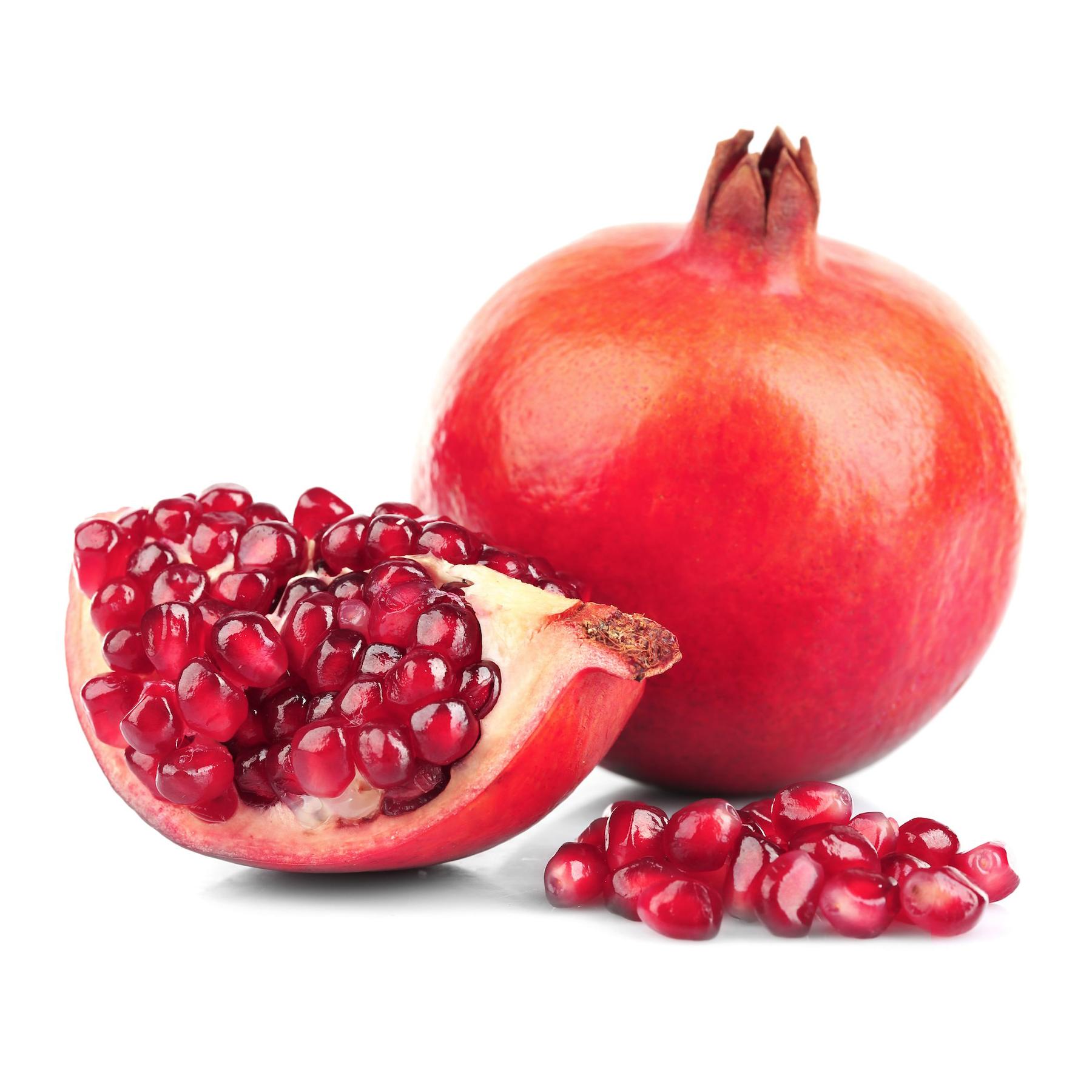 Pomegranate Transparent Clipart