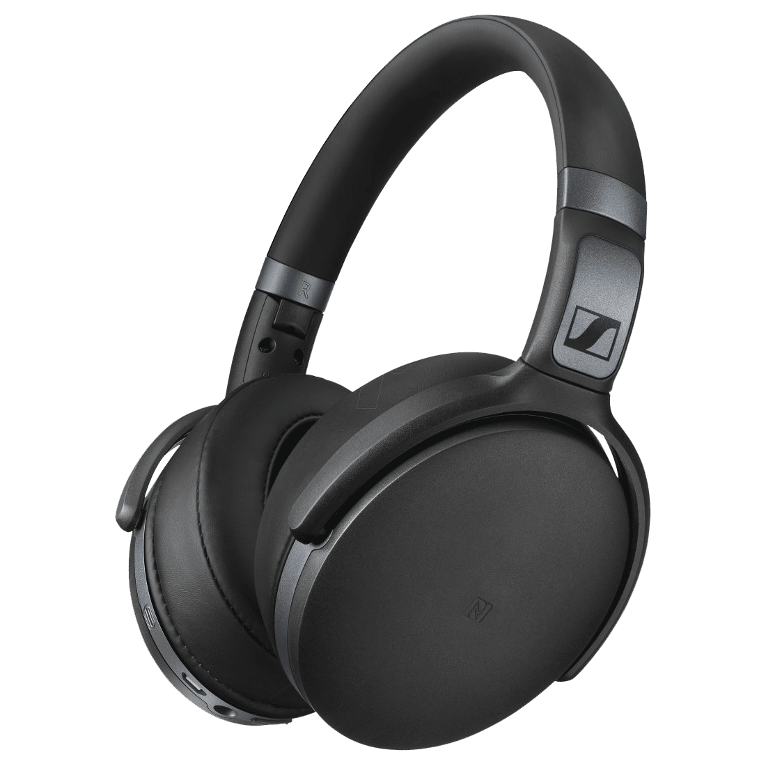 Sennheiser Headphone Transparent Image