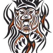 Hand Tattoo Png Image
